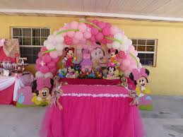 minnie mouse 1st birthday party ideas baby minnie mouse birthday decorations
