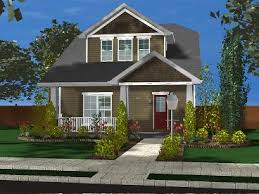 Two Story Craftsman Page 2 Of 71 Craftsman House Plans The House Plan Shop