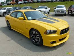 2012 dodge charger srt8 bee stinger yellow 2012 dodge charger srt8 bee exterior photo