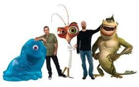 monsters aliens 3d 2009 cast crew cast photos