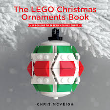 review the lego ornaments book bricknerd your place