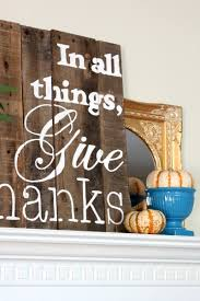 easy thanksgiving pallet decor hometalk