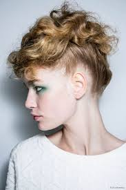 easy party updos for short hair retro ringlets easy party