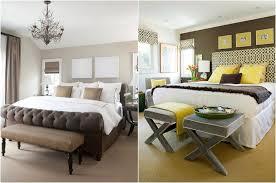 chambre couleur et taupe decoration chambre couleur taupe associée tons naturels accents