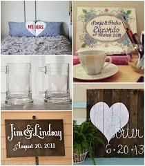 handmade wedding gifts 25 unique handmade wedding gifts