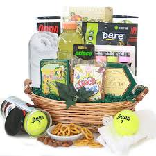 mens gift baskets tennis gift baskets match point tennis gift basket diygb