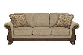 amazon com ashley furniture signature design lanett sofa 3