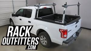 Ford F150 Truck Tent - ford f150 supercrew cab with tracrac sr truck bed rack with
