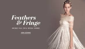 unique wedding dresses wedding dresses unique feather fringe bridal gowns inside