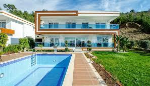 Haus Zum Kauf Haus Zum Kauf In Der Türkei Meerblick Luxus Haus In Alanya Türkei