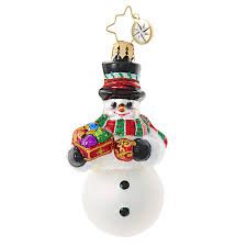 Christopher Radko Halloween Ornaments by Little Gems