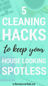 clean your house always have a clean home by doing 5 simple things everyday
