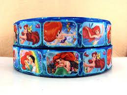 mermaid ribbon 1 metre new mermaid ribbon 1 inch bows headbands baby hair