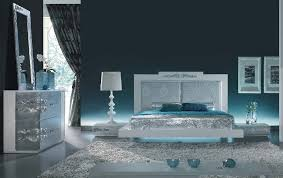 Light Blue And Silver Bedroom White And Silver Bedroom Blue Looking Inside Interiors