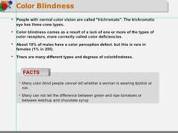 Can A Woman Be Color Blind About Color