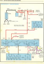 ignition switch wiring diagram image details