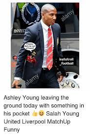 Ashley Meme - va please get me out of here instatroll football ashley young
