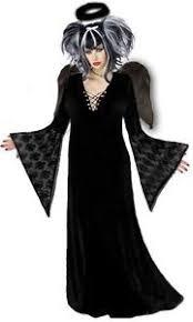 Size 4x Halloween Costumes Black Gothic Dark Fairy Size Halloween Costume 1x 2x 3x
