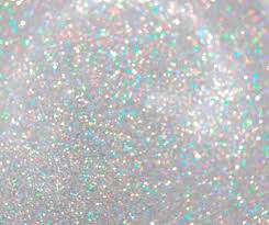 holographic glitter holographic iridescent glitter white silver or pastel paperchase