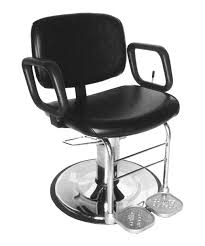 Reclining Styling Chair Collins 7710 All Purpose Salon Chair For Waxing U0026 Threading