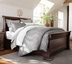 pottery barn banks bed pottery barn