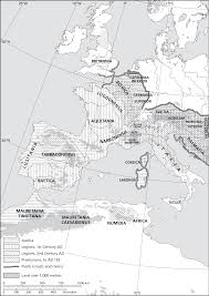 the romans against outsiders ad 16 to 337