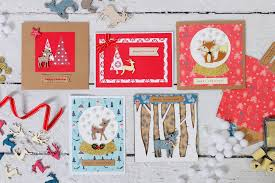 a christmas snow how to make a christmas snow globe card hobbycraft