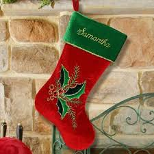 personalized christmas stockings at neat stuff gifts
