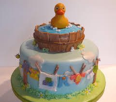 duck baby shower cake see my blog here evolutionofaparty u2026 flickr