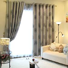Blackout Window Curtains American Country Style Blackout Best Window Curtains