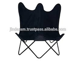 Black Butterfly Chair Navy Canvas Double Butterfly Chair Buy Navy Canvas Double