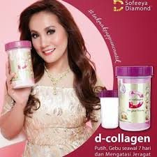 D Collagen fz beautyworks kiosk fzbk d collagen harga murah original promosi