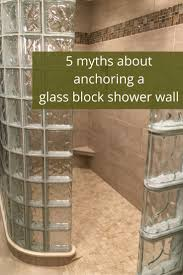 glass shower wall walk in shower half wall google search no tile