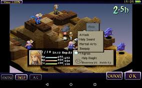 apk final fantasy tactics wotl for android