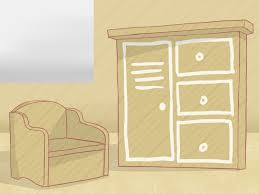 How To Make Doll Kitchen 3 Ways To Make A Cardboard Dollhouse Wikihow