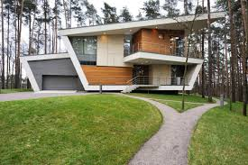 House On Slope Modern House On Slope Trends Including Sloping Plans Pictures