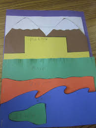 first grade fairytales landforms freebie save for next year