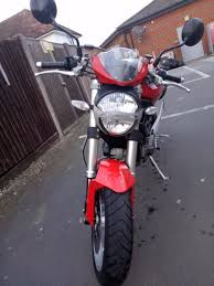ducati monster 1100cc red 2012 reg in earley berkshire gumtree