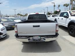 used one owner 2011 toyota tacoma prerunner placentia ca go to