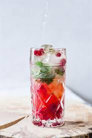 mojito cocktail red currant orange u0026 mint mojitos use your noodles