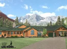 Ponderosa Floor Plan Golden Eagle Log And Timber Homes Floor Plan Details Ponderosa