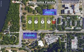 Usf Map Event Field Map Play Usa Ultimate