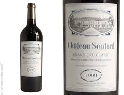learn about chateau soutard st 1999 chateau soutard emilion grand cru prices