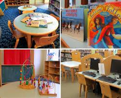 children u0027s room rowley public library