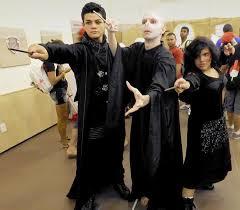 Lord Voldemort Halloween Costume Lord Voldemort Makeup Fontenelefx Deviantart