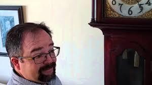 Mantle Clock Repair Waterbury Grandfather Clock Repair Youtube