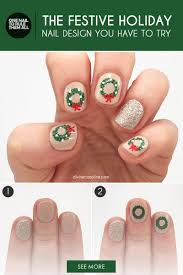 festive christmas nails to get you in the holiday spirit more com