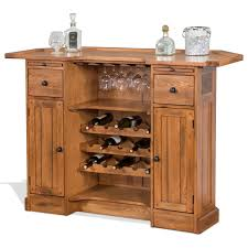 Wolf Furniture Outlet Altoona by Rustic Oak Bar By Sunny Designs Wolf And Gardiner Wolf Furniture