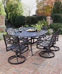 dining table stunning patio dining tables wrought iron dining