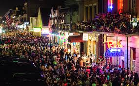 mardi gras is a distant memory for mardi gras revelers equities